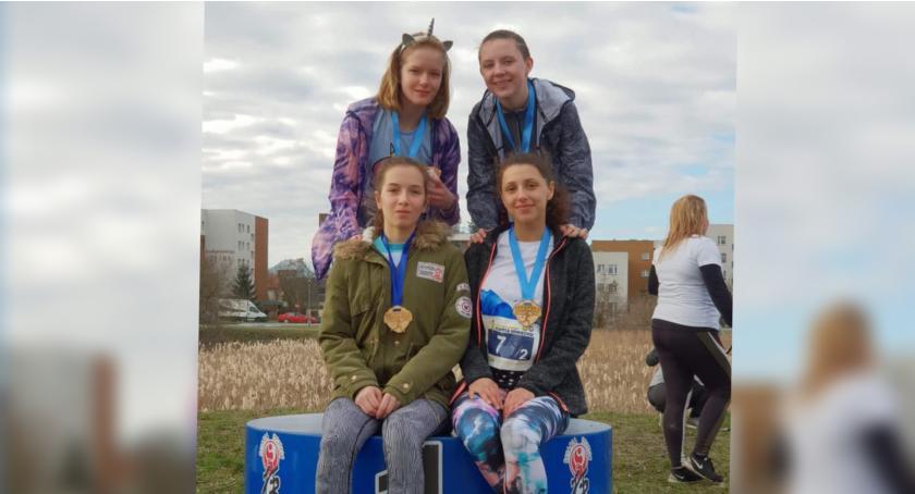 Dziewczyny z MKP wzięły udział w charytatywnych zawodach