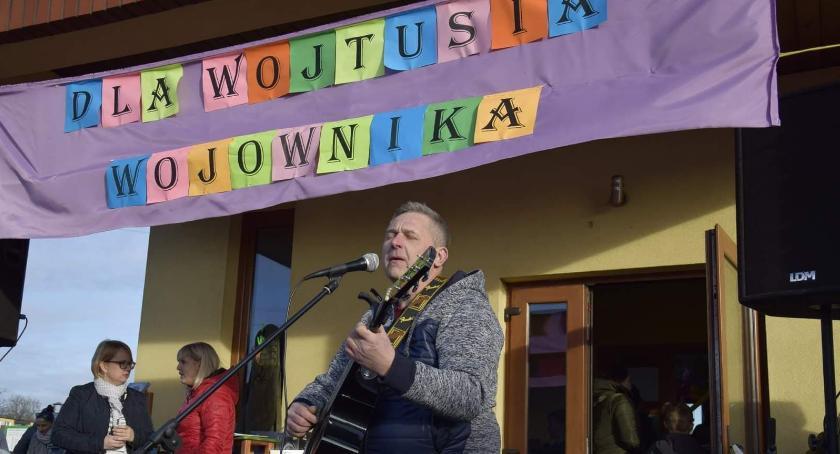 Bal dla Wojtka Wojownika. Na rzecz chłopca zebrano prawie 35 tys. zł!