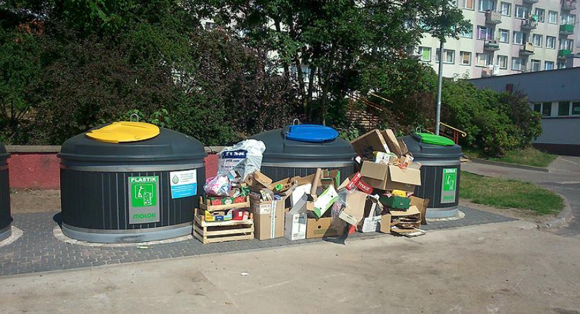 Rewolucja śmieciowa w Szczecinku. Opłaty za śmieci tak, jak za wodę