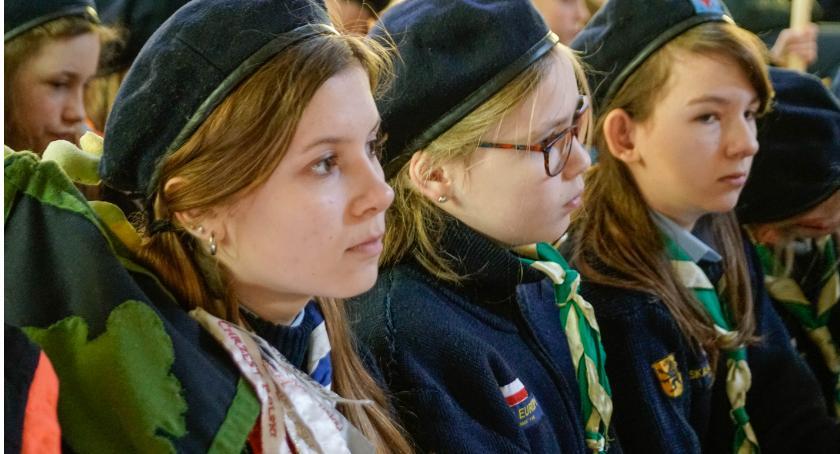 Skauci Europy z całej diecezji spotkali się w Szczecinku