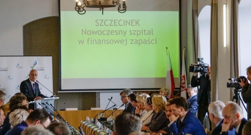 Szpital w Szczecinku w stanie upadłości?