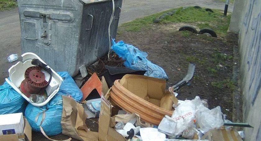 W Szczecinku znów próbowali nielegalnie pozbyć się odpadów. Nieskutecznie