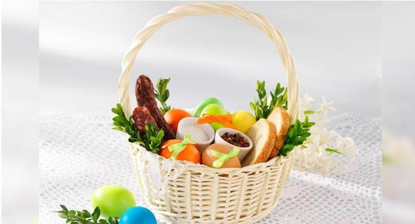 Wielkanoc 2019. Co włożyć do koszyka wielkanocnego?