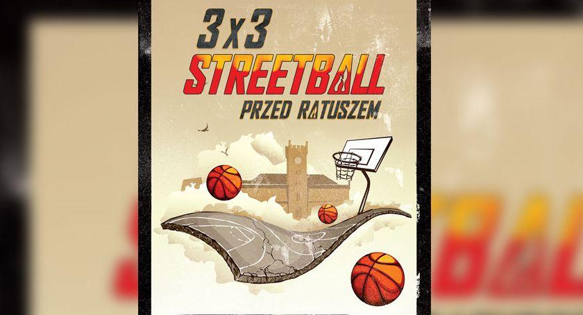 Koszykówka w samym centrum miasta. Zaproszenie na turniej