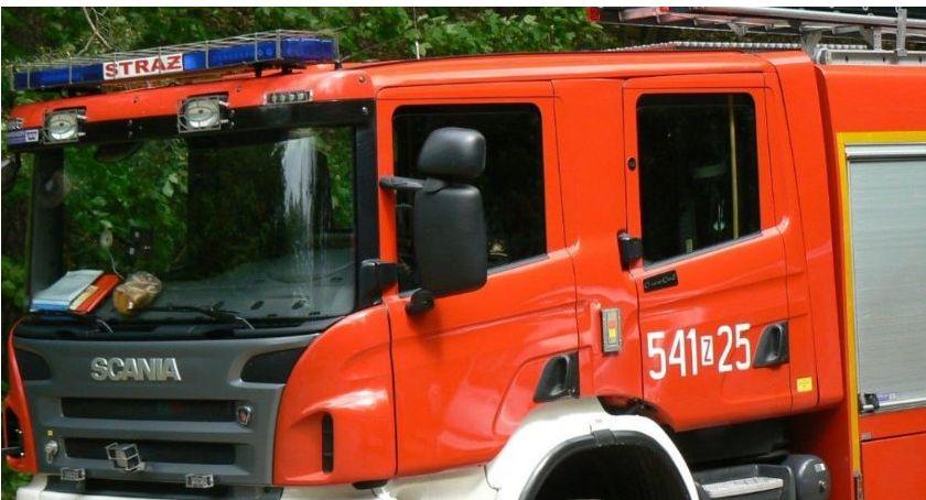 Pożary i usuwanie gałęzi. 20 interwencji straży pożarnej w Szczecinku