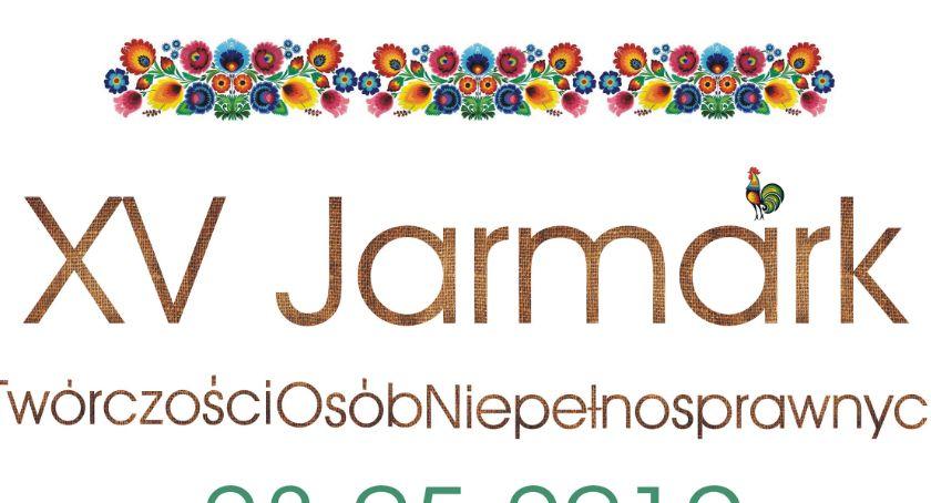 Imprezy, Jarmark Twórczości Osób Niepełnosprawnych Zaproszenie - zdjęcie, fotografia
