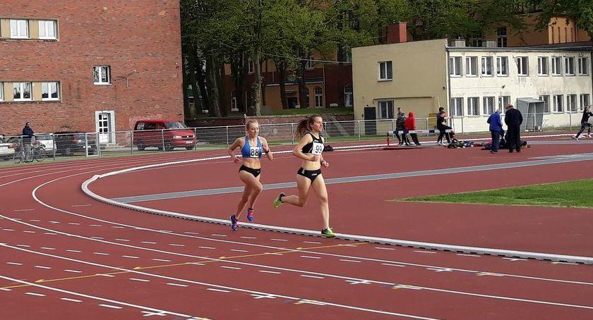 Lekkoatleci ze Szczecinka startowali w Kołobrzegu