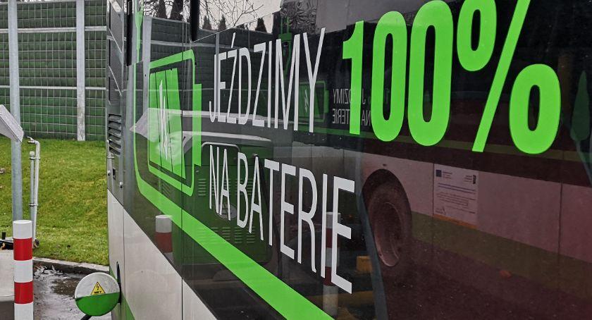Autobusy elektryczne nie na baterie? Superkondensator może je zastąpić