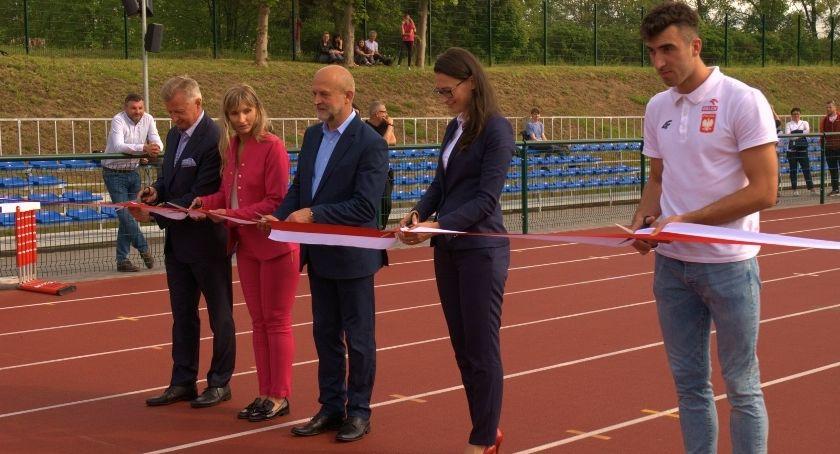 Nowy stadion oficjalnie otwarty. Potem odbyły się Mistrzostwa Polski