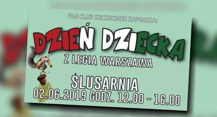 Dzień Dziecka z Legią Warszawa już 2 czerwca w Szczecinku