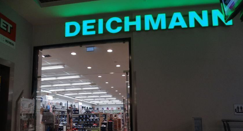 Szukasz butów? Znajdź salon firmowy Deichmann w Szczecinku