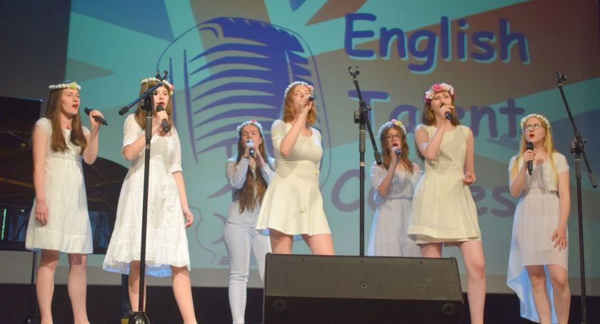 Let the best song win! English Talent Contest w Społecznej