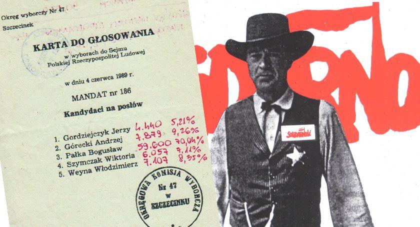 Gorący czerwiec 1989. W Szczecinku