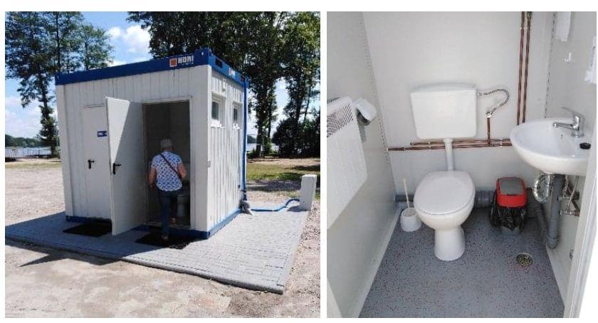 Kolejny sukces samorządu. Po ośmiu latach toaleta na Mysiej podłączona do kanalizacji!