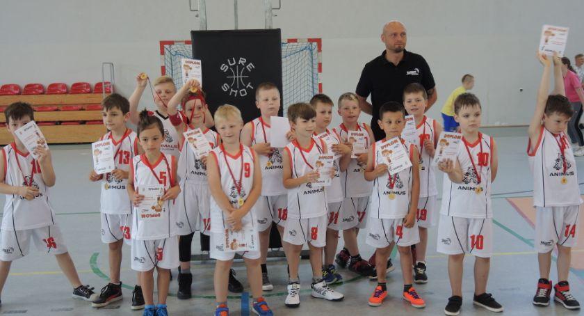 Basket Szczecinek zaprosił na mini turniej