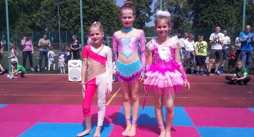 Zbierają na wyjazd utalentowanej akrobatki na Mistrzostwa Świata w Grecji