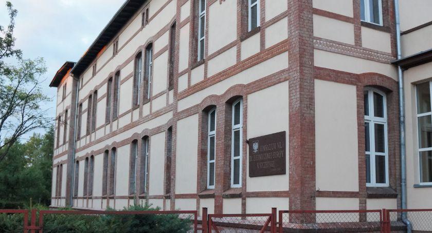 Budynek byłego Gimnazjum nr 2 w Szczecinku