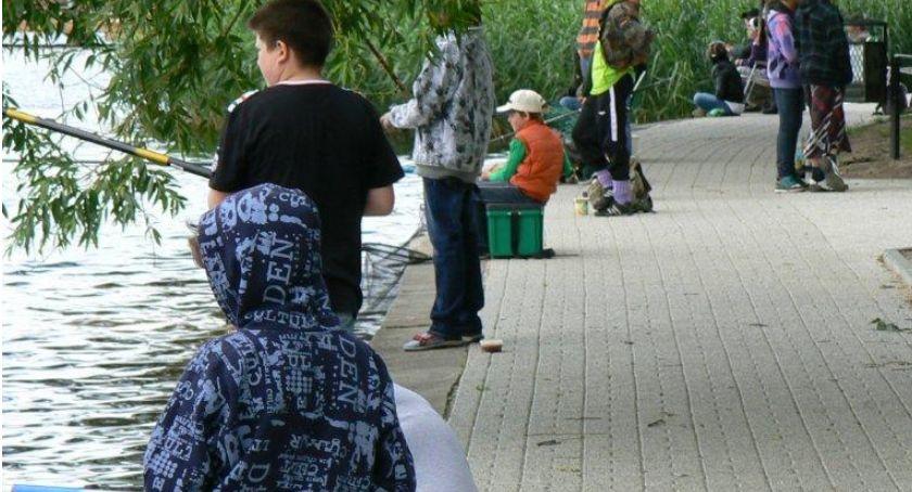 Na ryby?, Spławikowe mistrzostwa Jesiotra Zaproszenie - zdjęcie, fotografia