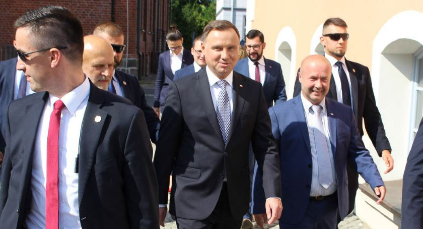 Rachunki za wizytę Prezydenta RP w Szczecinku. Doszło kolejne 7 tysięcy od przedsiębiorcy