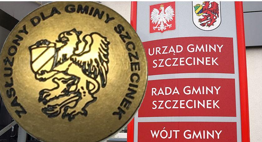 Gmina Szczecinek będzie przyznawać odznaki dla zasłużonych