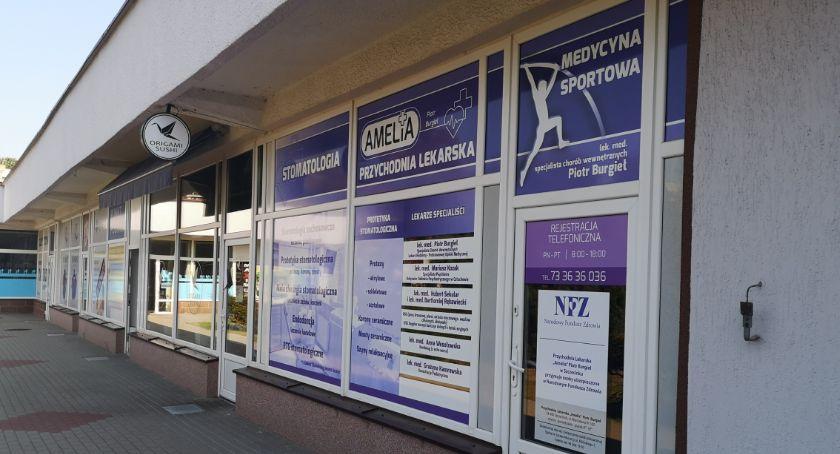 Amelia. Nowa przychodnia lekarska w Szczecinku