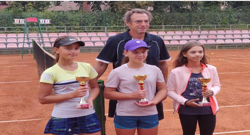 Tenisiści ze Szczecinka rywalizowali w Turnieju Klasyfikacyjnym