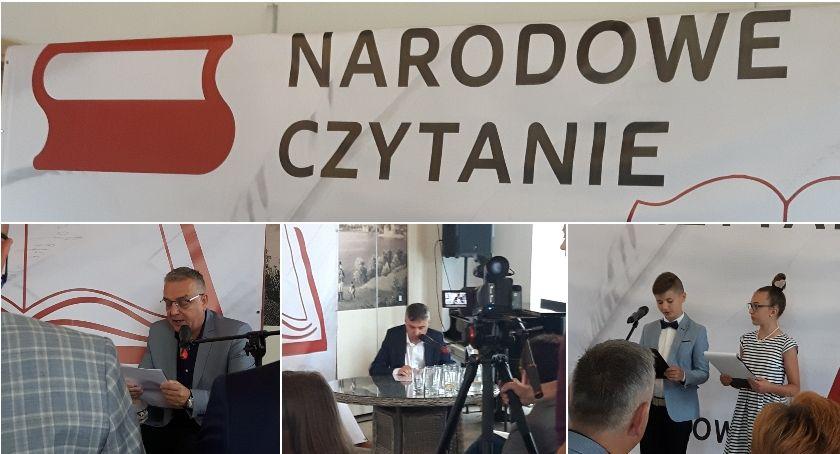 """Czytanie Narodowe także w Szczecinku. Osiem """"Nowel polskich"""" na zamku"""