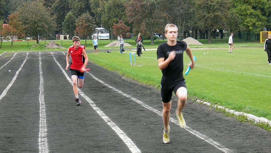 lekkoatletyka, Lekkoatletyczna Gimnazjalna - zdjęcie, fotografia