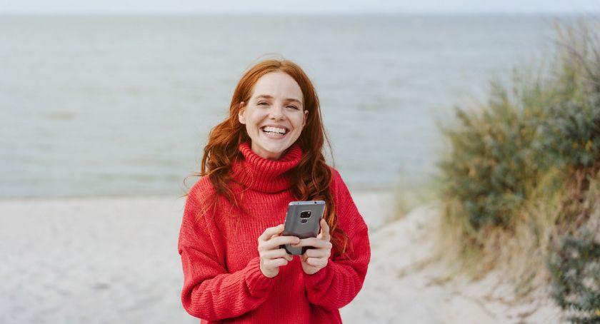 Porady, Zagraniczny turysta polskim morzem ugościć - zdjęcie, fotografia