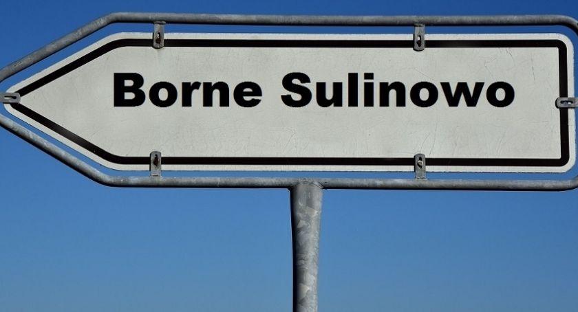 Połączenie Szczecinek – Borne Sulinowo