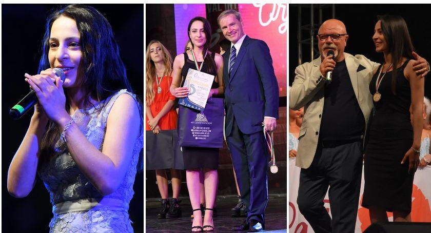 Lilit Minasyan wygrała na Międzynarodowym Festiwalu we Włoszech!