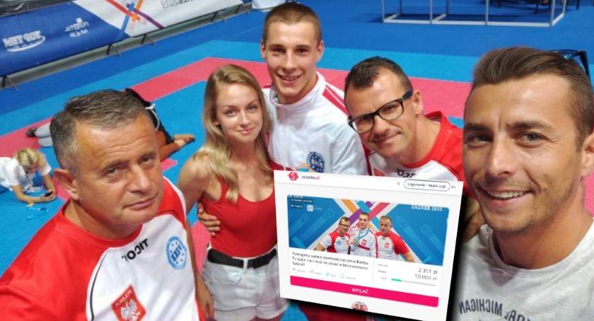 Pomóż spełnić sportowe marzenia Bartłomieja Mienciuka. Zawodnik KSW Szczecinek zbiera na wyjazd do Turcji
