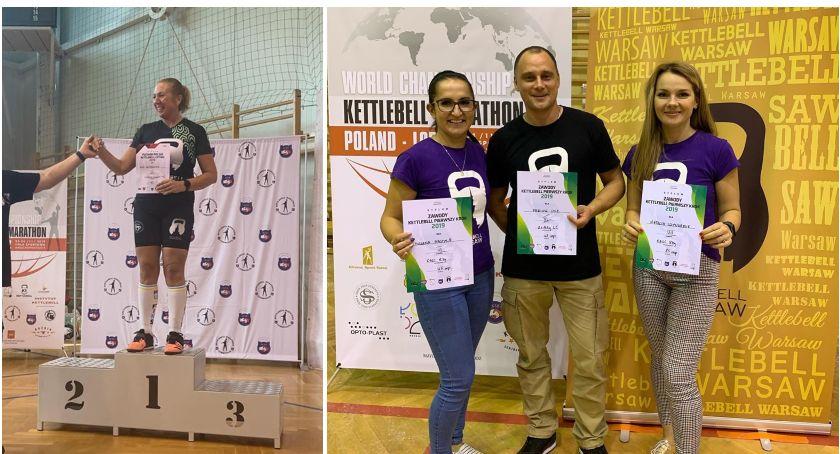Złoto Anny Gąsiorowskiej i udane debiuty szczecinecczan w zawodach Kettlebell Lifting
