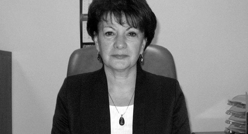 Zmarła Barbara Szysz