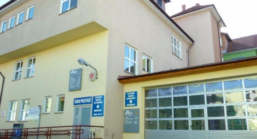 Szpital w Szczecinku, właściciele spółce Szpital Szczecinku Starosta Krzysztof absurd - zdjęcie, fotografia