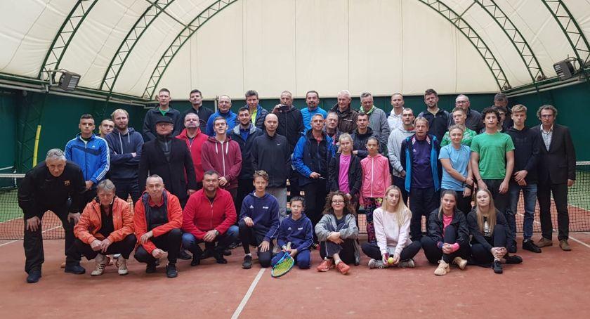 W Szczecinku tenisiści rywalizowali o Puchar Zbigniewa Gieruli