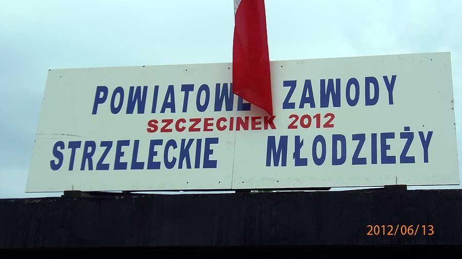 strzelectwo, Powiatowe Zawody Strzeleckie - zdjęcie, fotografia