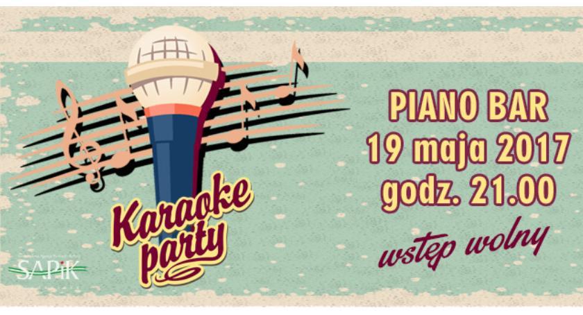Imprezy Sapik, Karaoke Piano Barze! - zdjęcie, fotografia