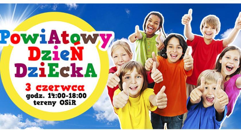 Imprezy Sapik, Powiatowy Dzień Dziecka Szczecinku! - zdjęcie, fotografia