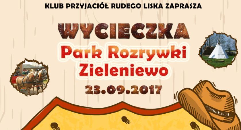 Imprezy Sapik, Wycieczka Parku Rozrywki Zieleniewo - zdjęcie, fotografia