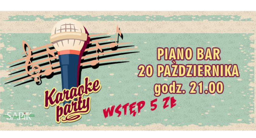 Imprezy Sapik, KARAOKE PARTY! - zdjęcie, fotografia