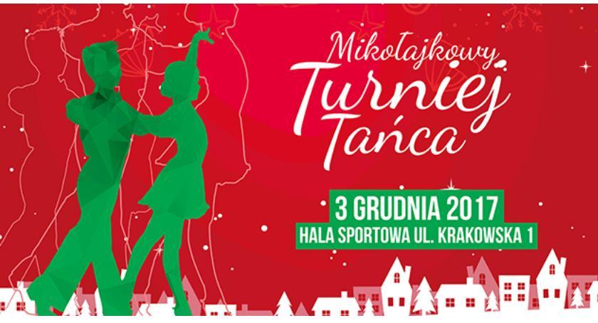 Imprezy Sapik, Mikołajkowy Turniej Tańca! - zdjęcie, fotografia