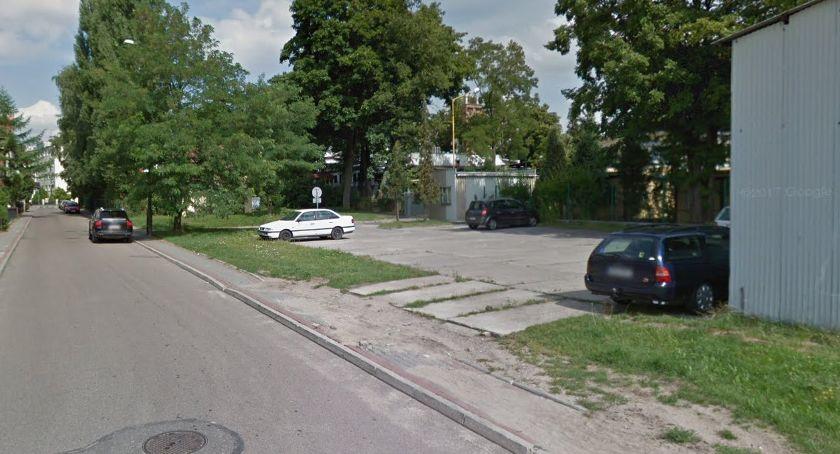 Na ulicy Lelewela nie będzie można parkować