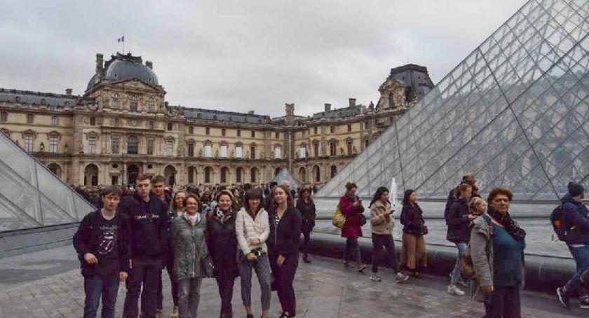 W kręgu kultury Paryża. Akcja Animacja ze Szczecinka na wyprawie do stolicy Francji