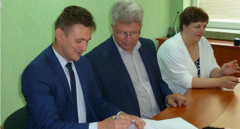 Granty Sołeckie 2017 - uroczyste podpisanie umów