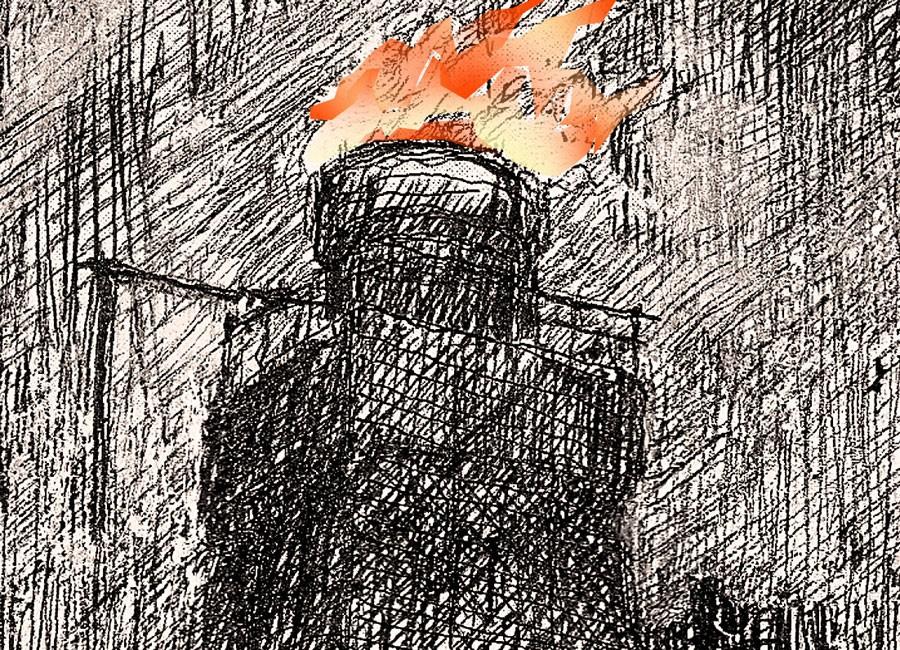 temat.net: archiwum, Wieża która pomnikiem - zdjęcie, fotografia