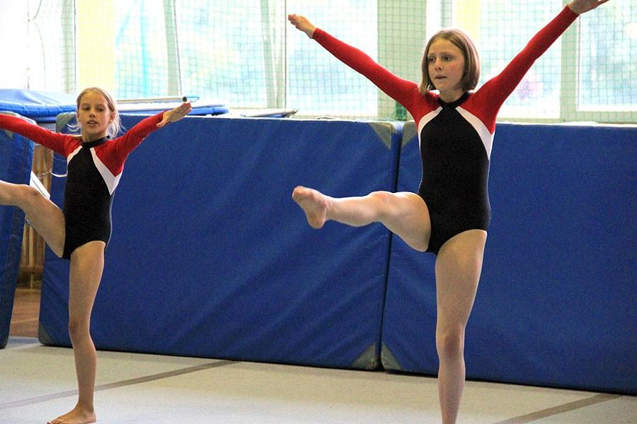 akrobatyka, Olimpiada akrobatyki fitness - zdjęcie, fotografia