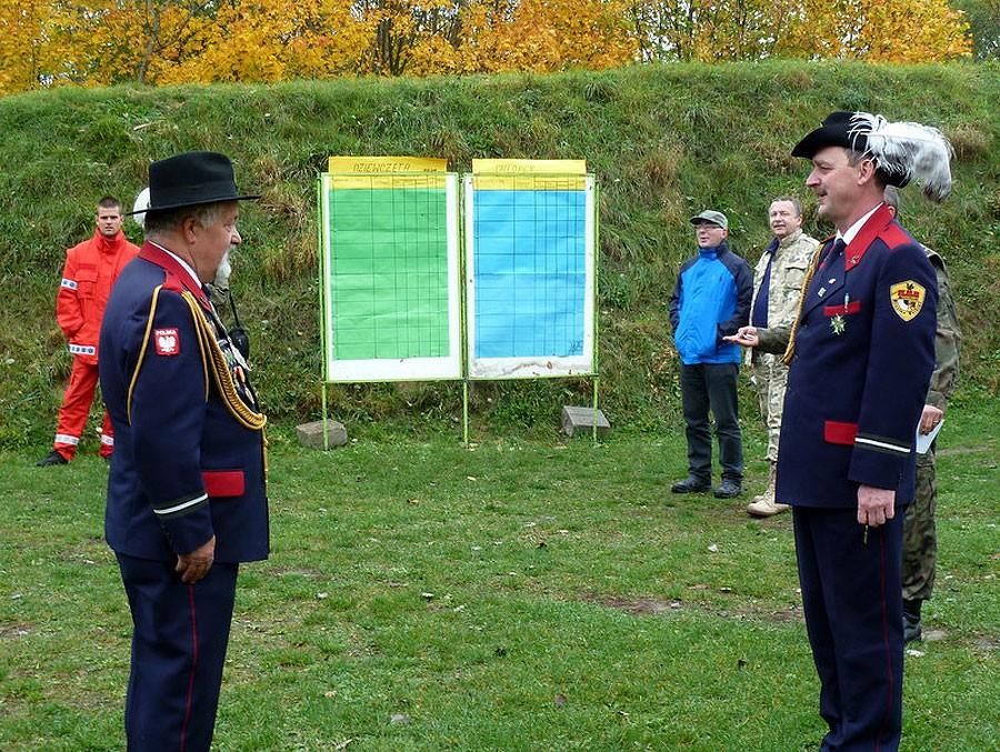 strzelectwo, Bractwo Kurkowe rozpoczęło dobre - zdjęcie, fotografia
