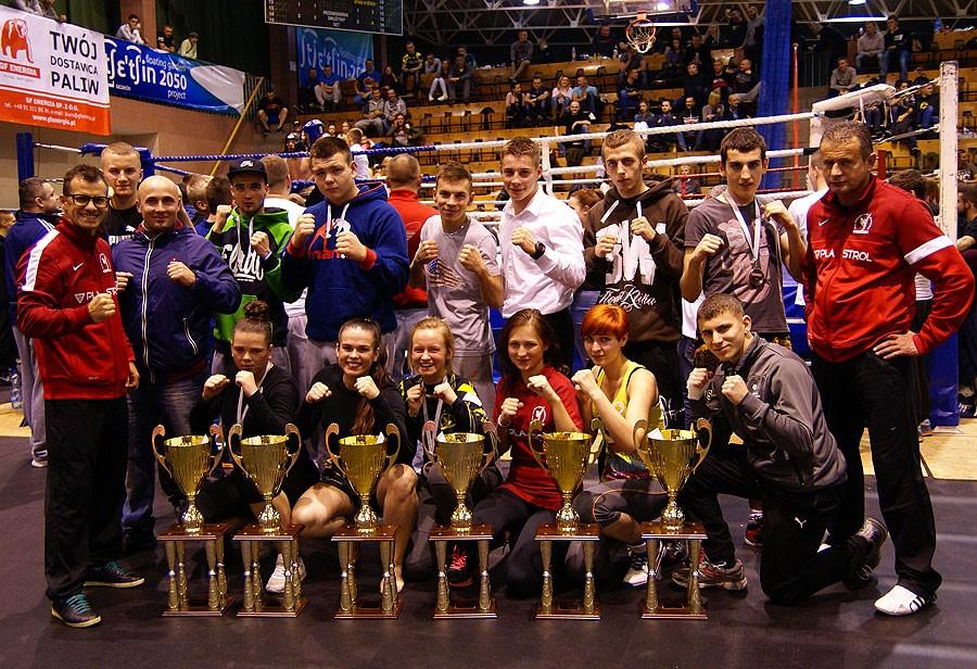 taekwondo, Kolejne zwycięstwa Szczecinek - zdjęcie, fotografia