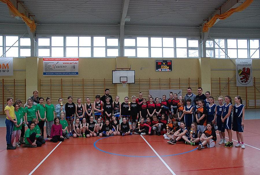 koszykowka, Turniej selekcyjny rocznika ZOZKosz Turowie - zdjęcie, fotografia